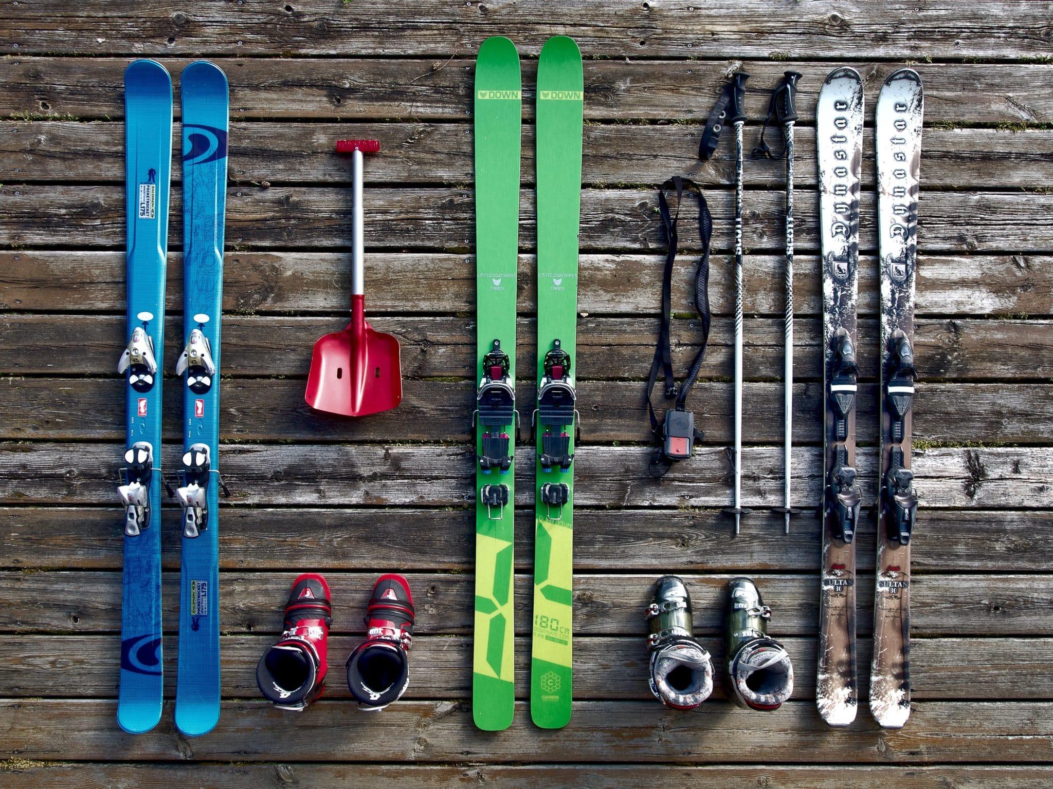 Vol de Ski