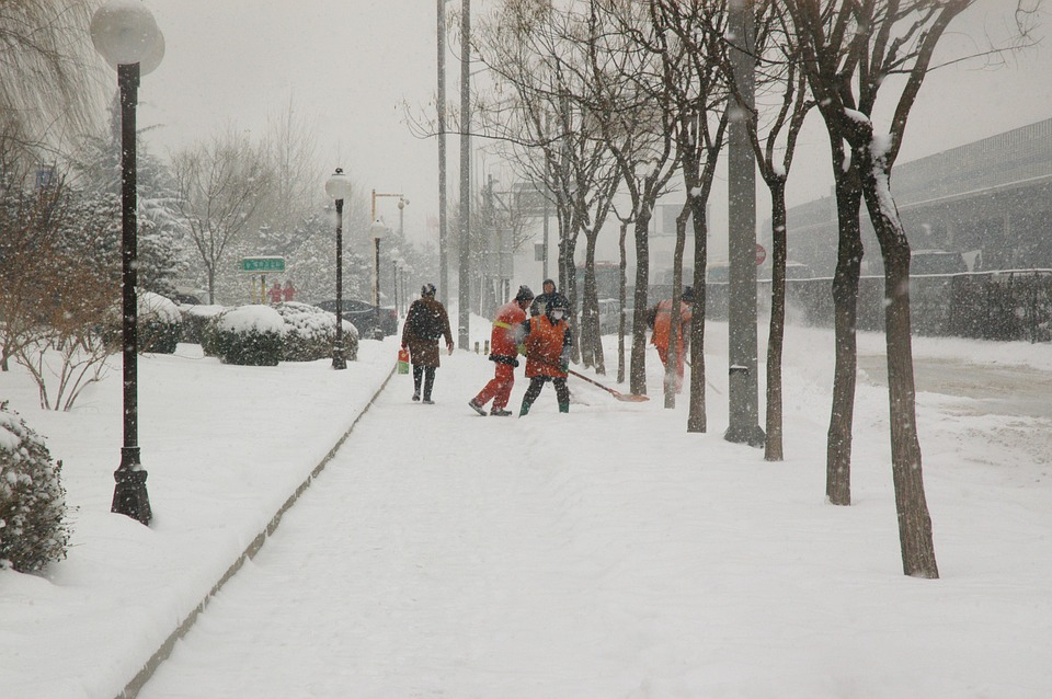 Chômage hivernal