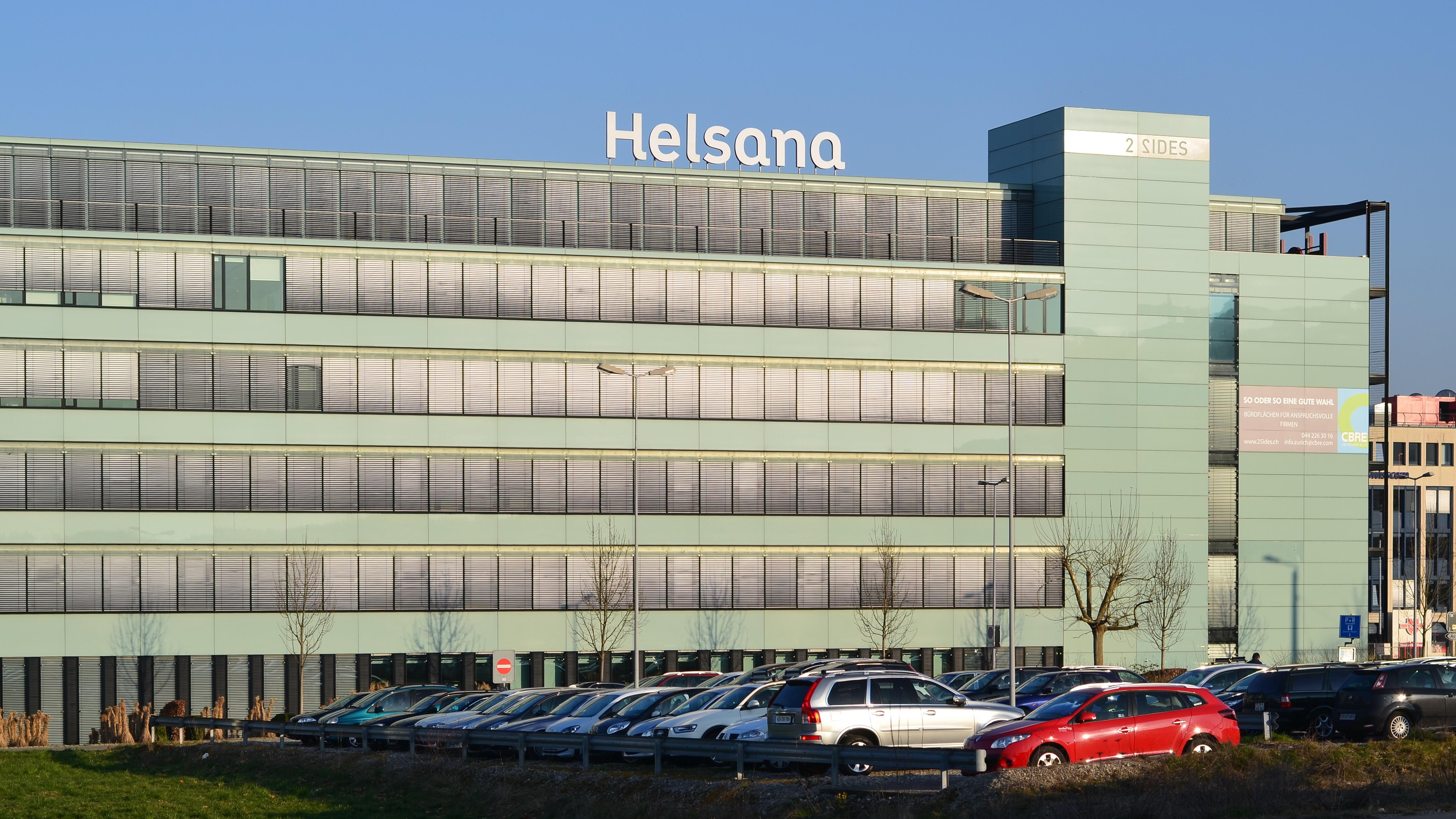 Helsana divise son bénéfice par 10