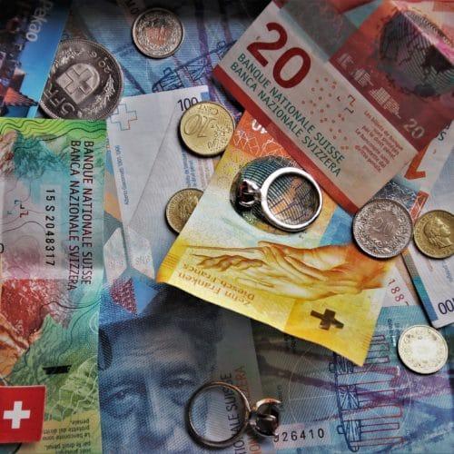 Dévaluation du franc Suisse