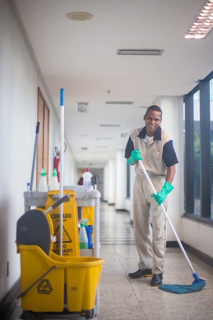Emploi de nettoyeur