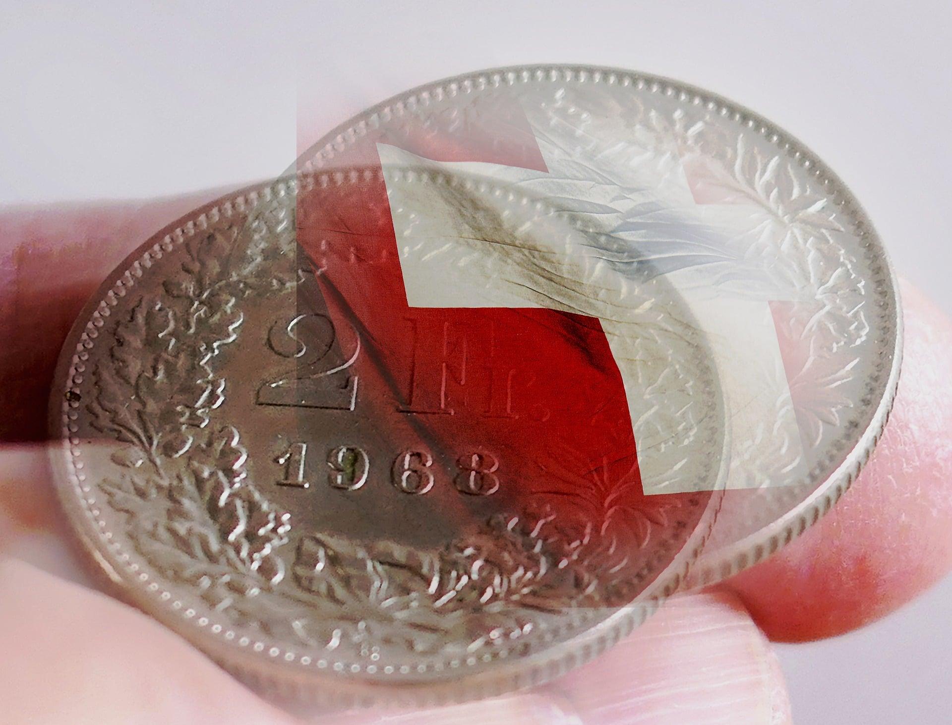 peu d'argent en suisse