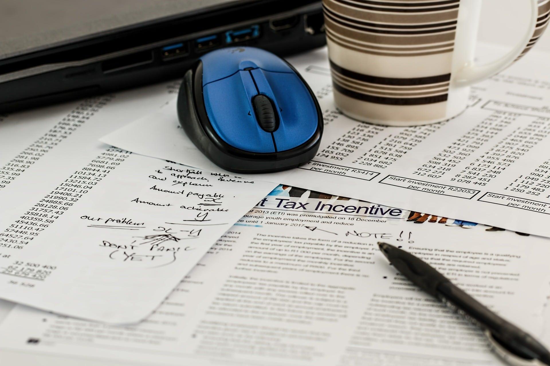 fini déclaration impôts papier