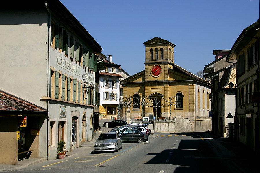 La Sarraz