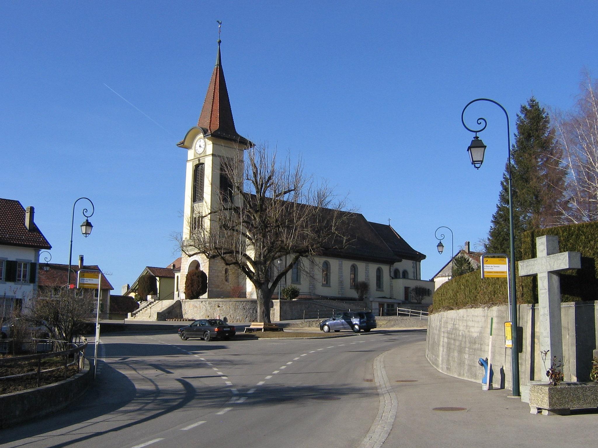 Villars-le-Terroir