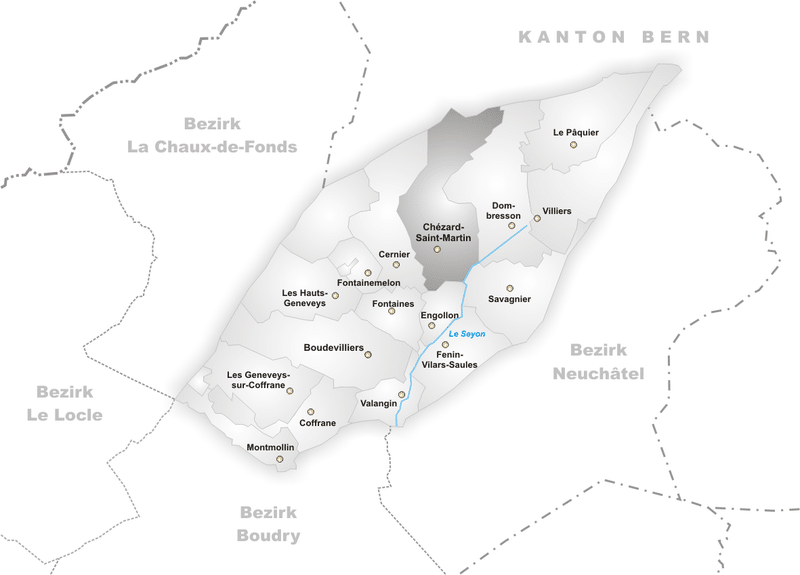 Chézard-Saint-Martin