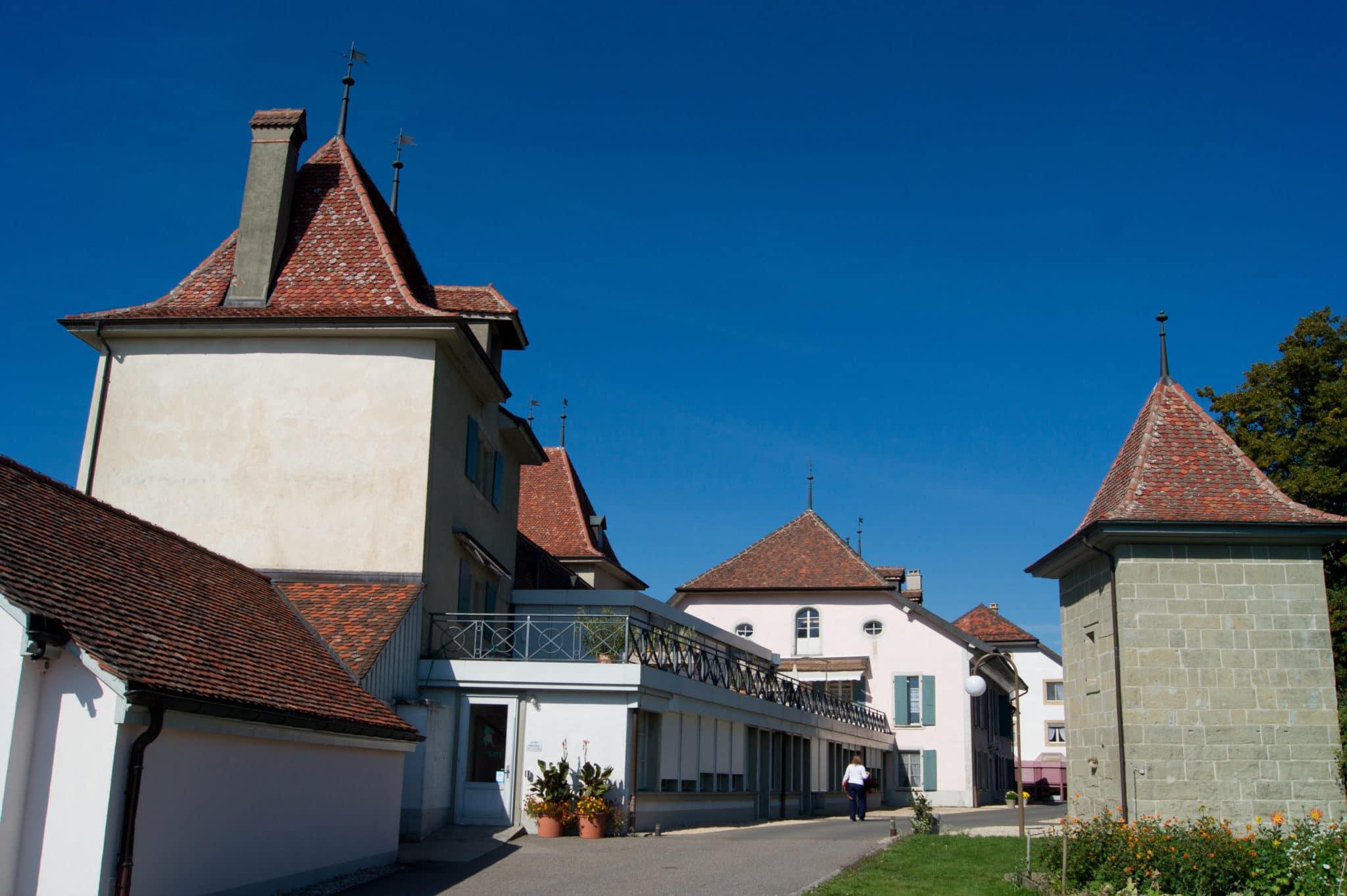 Goumoens-la-Ville