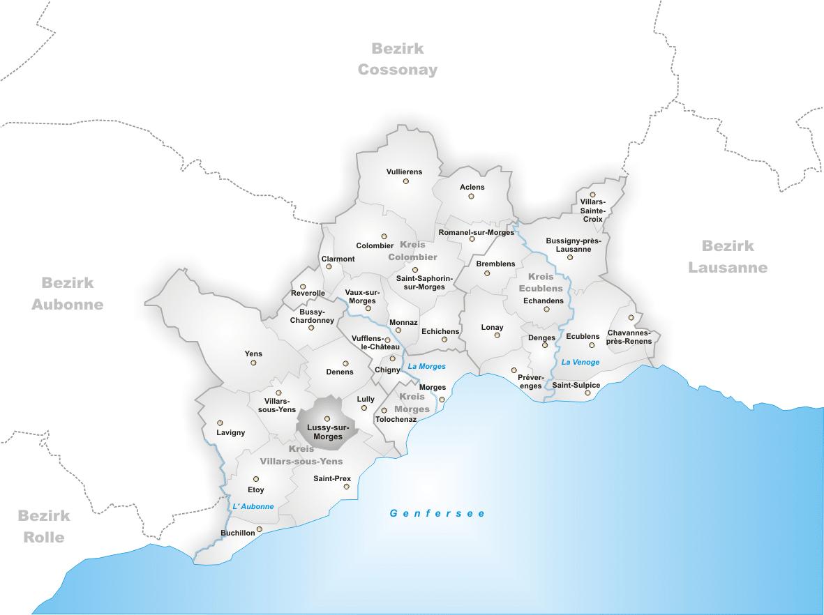 Lussy-sur-Morges