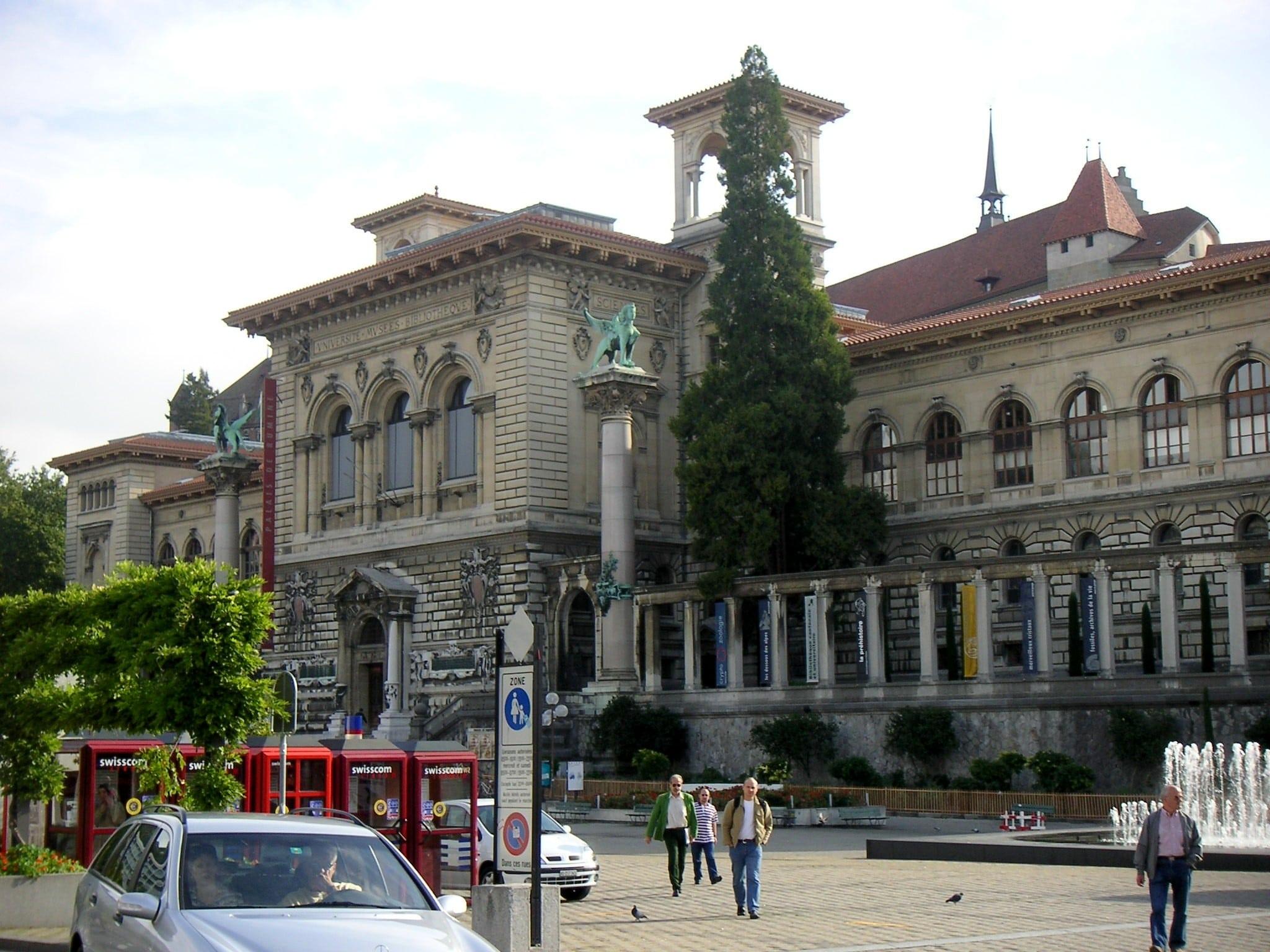 Caisse chômage et ORP à Lausanne
