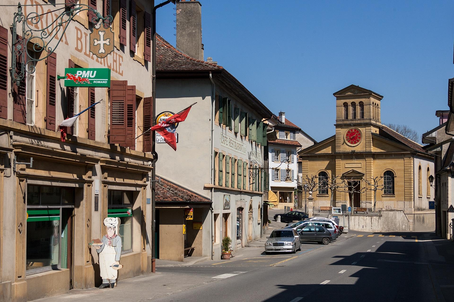 La-Sarraz