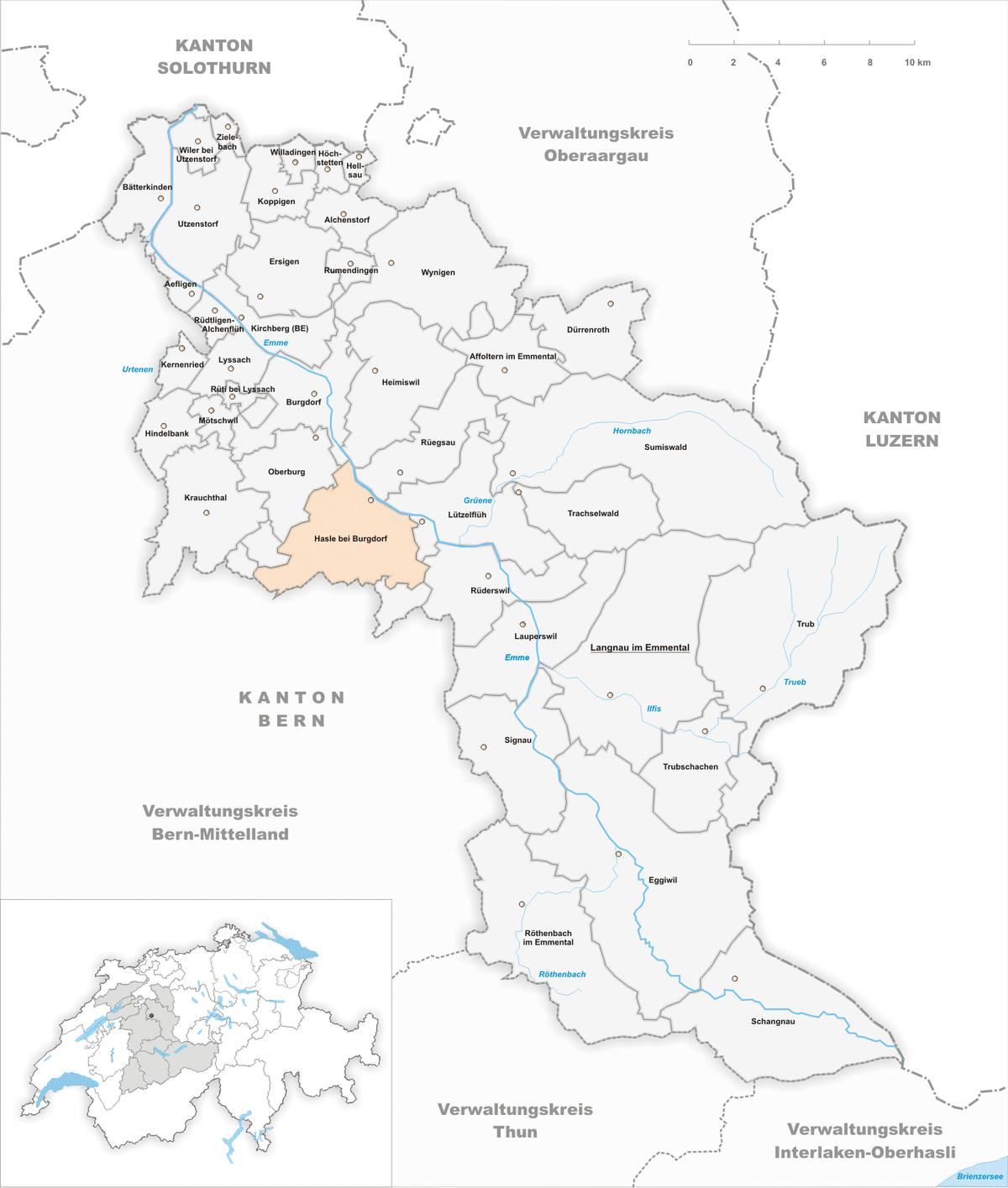 Hasle bei Burgdorf