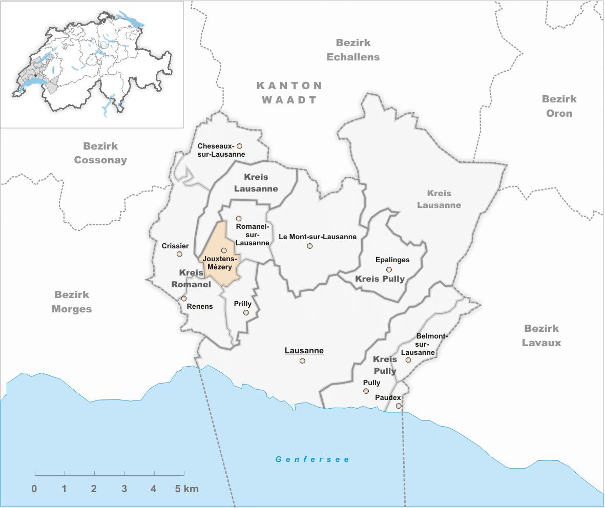Jouxtens-Mézery