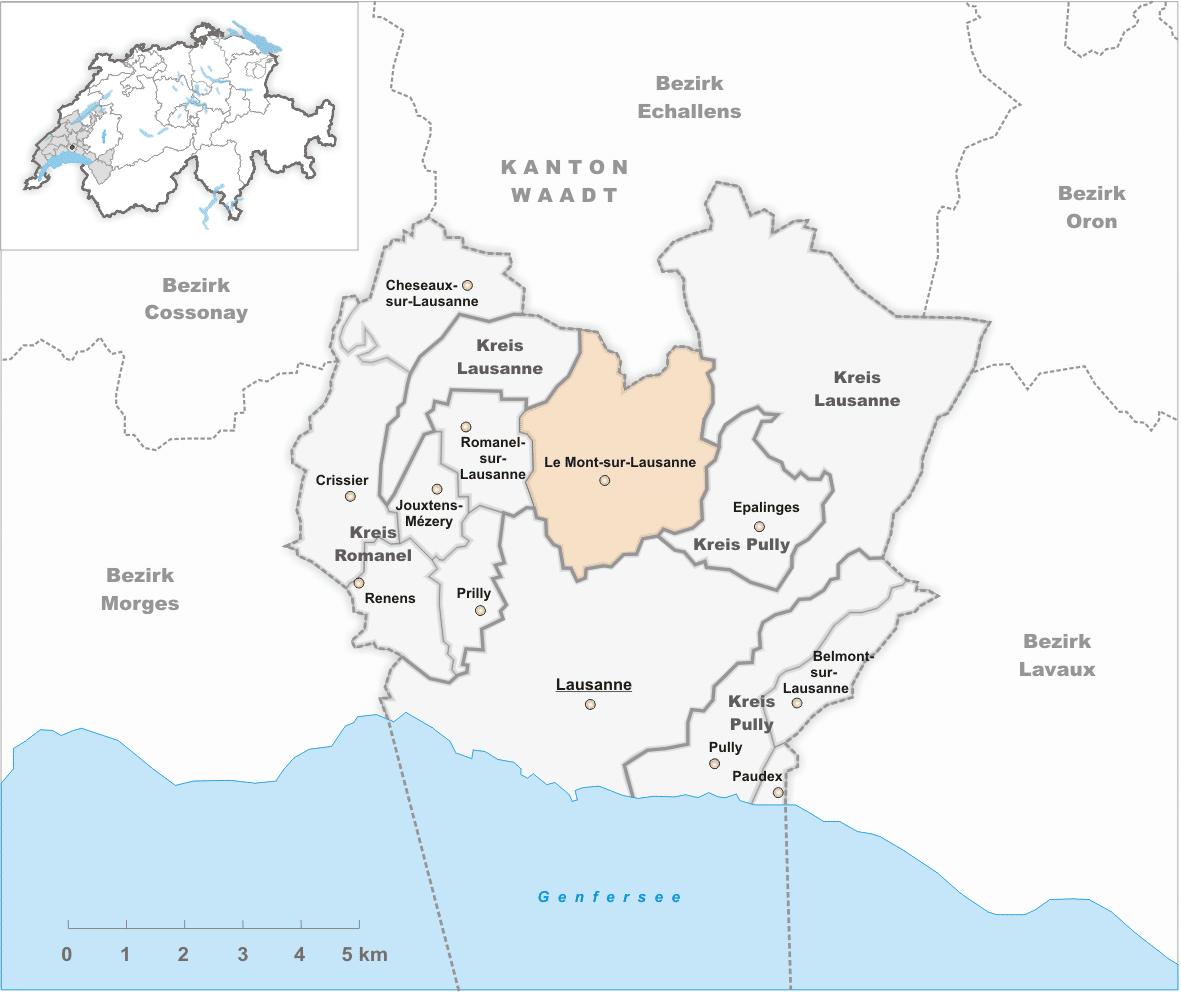 Le Mont-sur-Lausanne