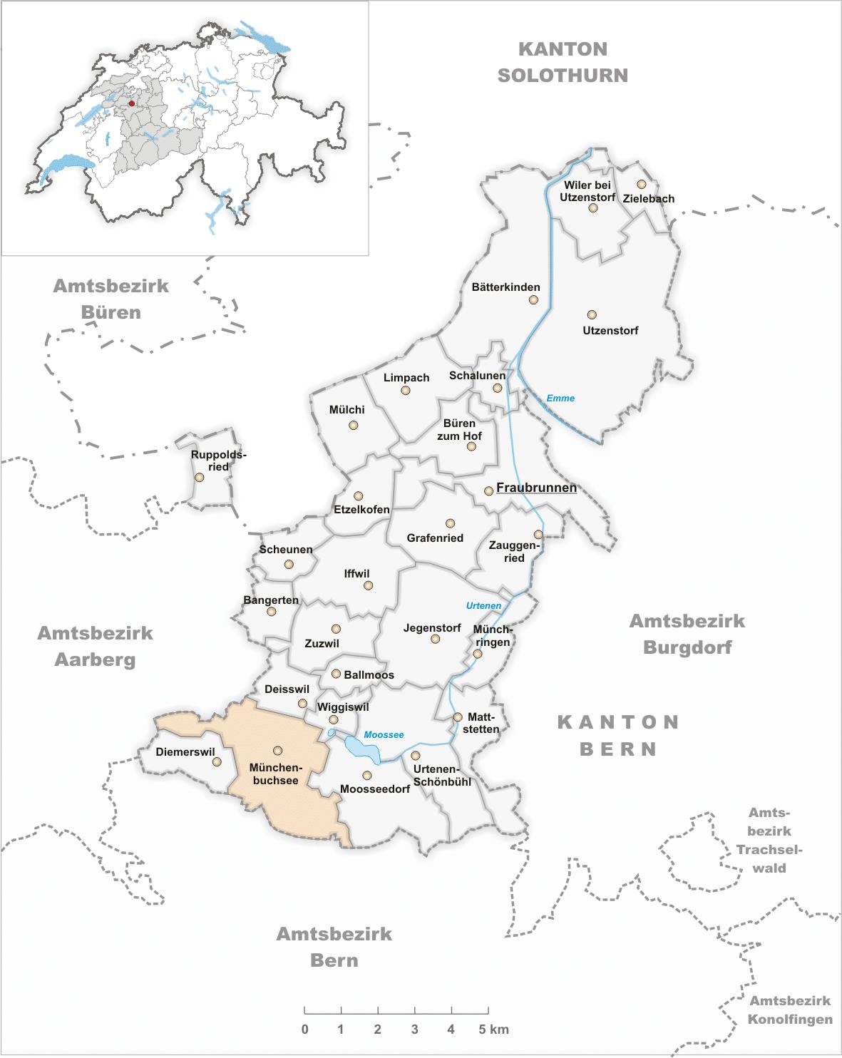 Münchenbuchsee