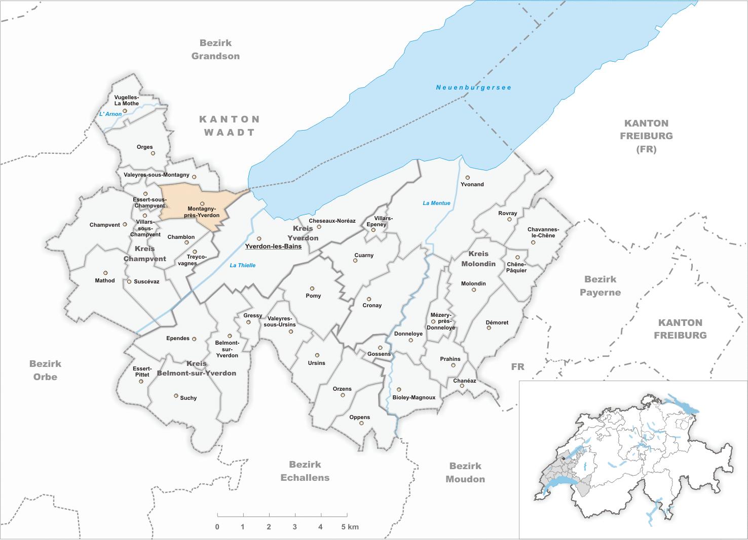 Montagny-près-Yverdon
