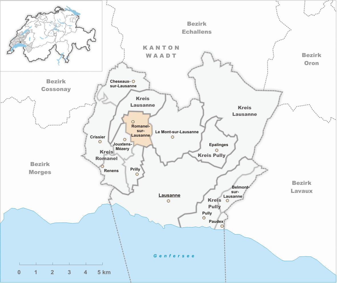 Romanel-sur-Lausanne