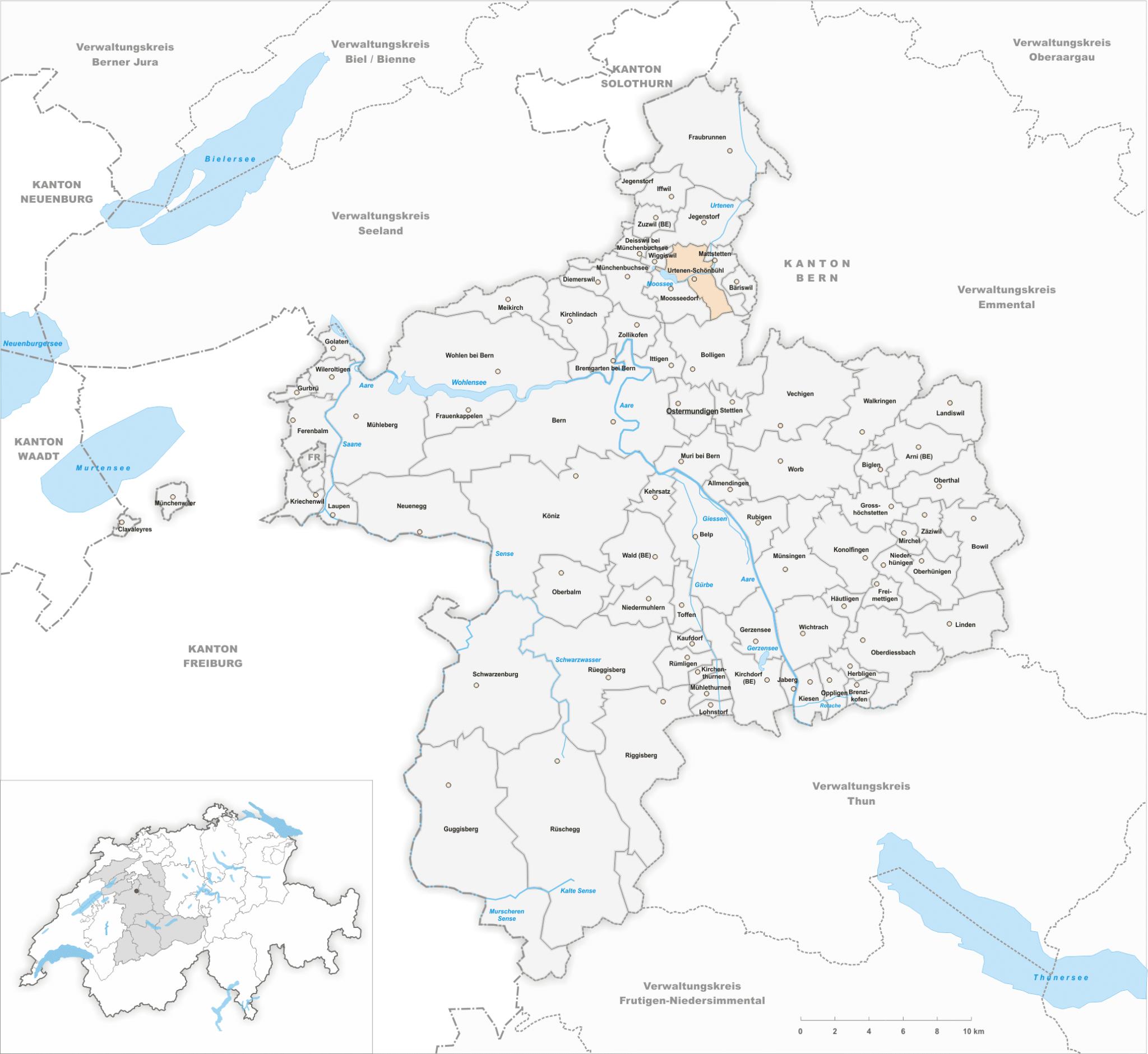 Urtenen-Schönbühl