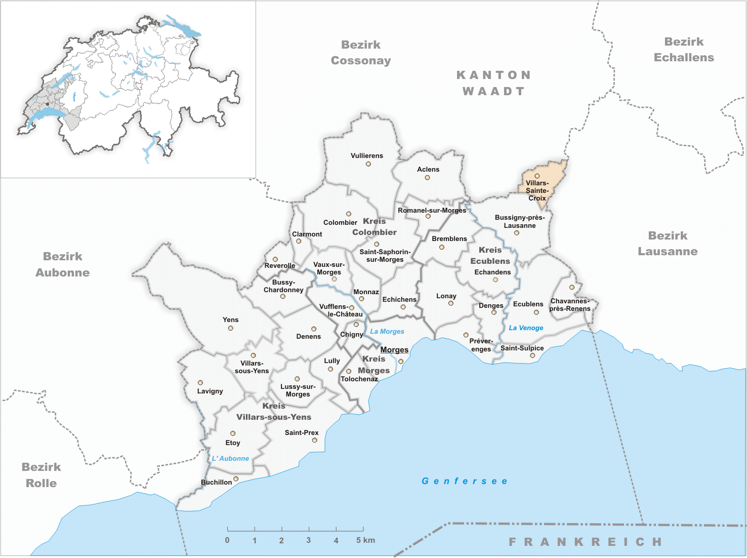 Villars-Sainte-Croix
