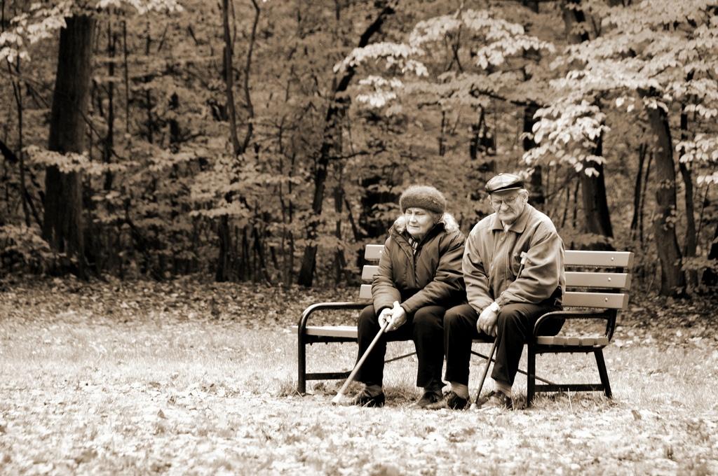 vieilles personnes