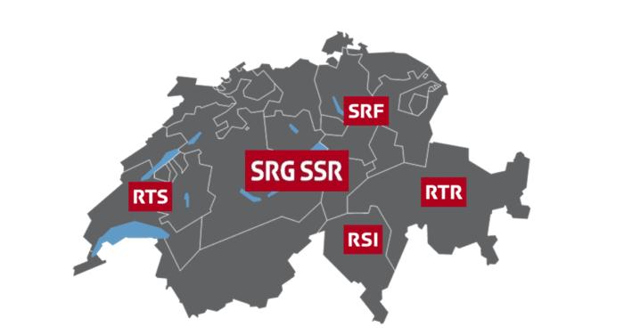 La SSR supprimera moins de postes qu'annoncé