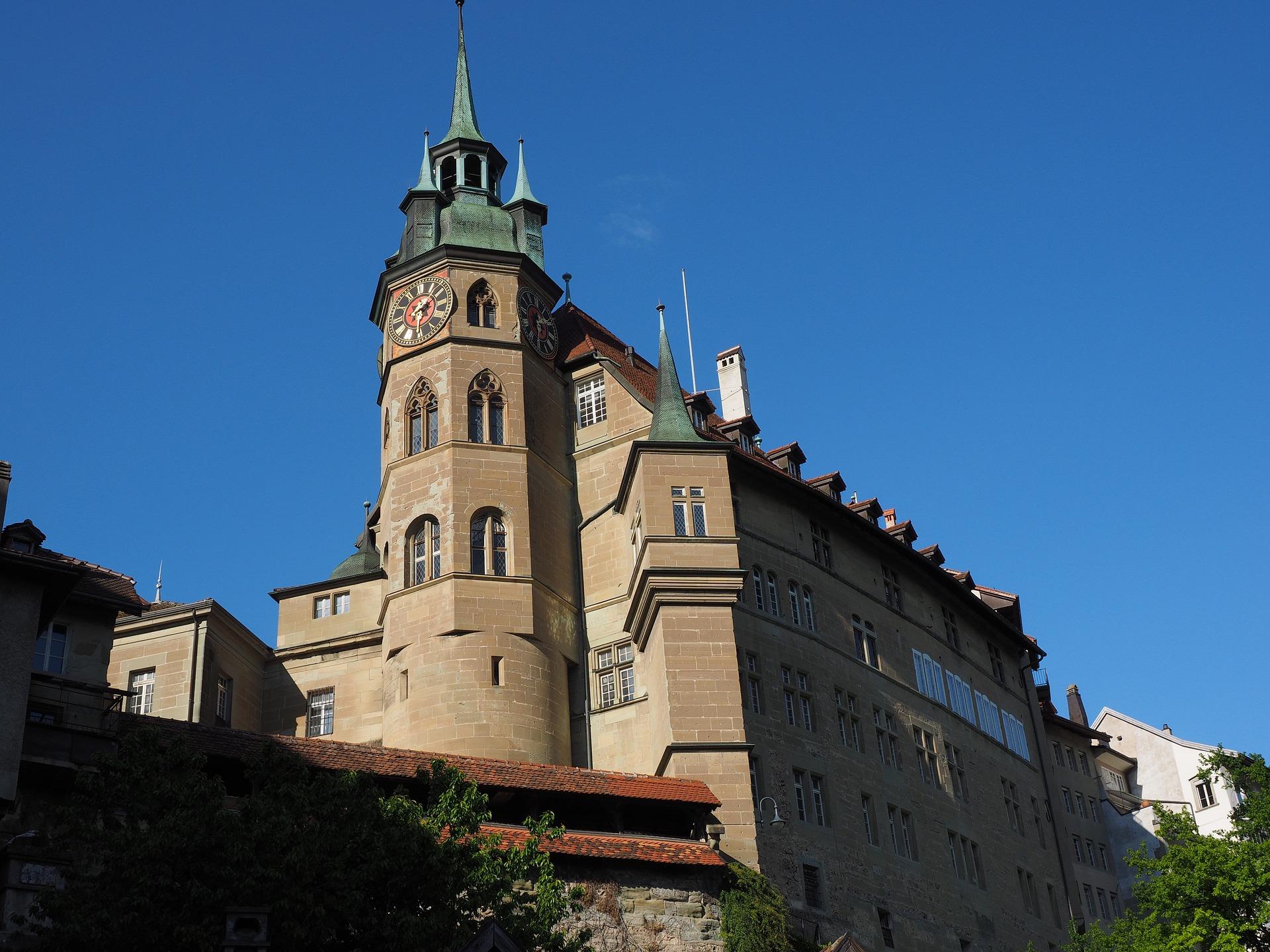 La Fiscalité à Fribourg
