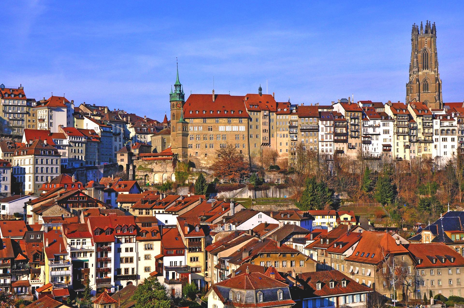 Les impôts à Fribourg