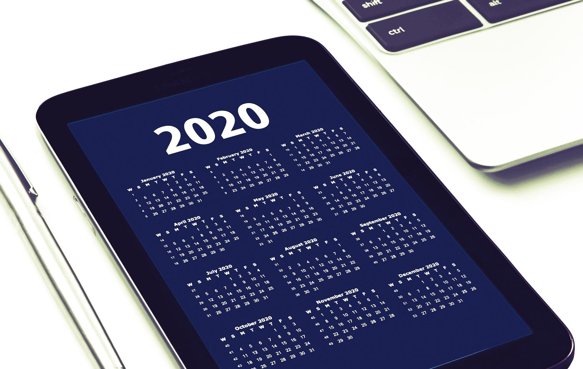 déclaration impôt 2020