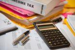 feuille impôt remplir