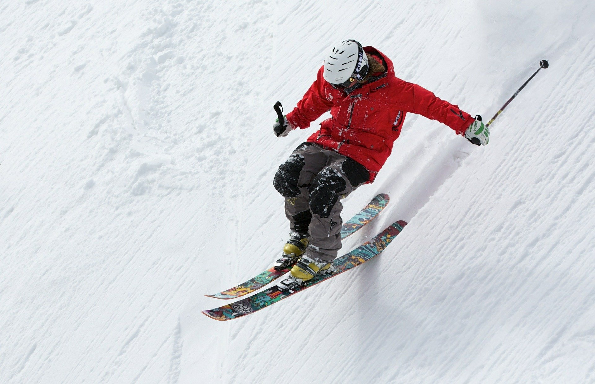 Vol ski