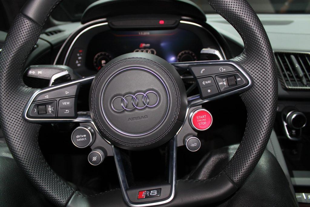 Véhicules 100% électriques Cinq Audi en vue d'ici 2021