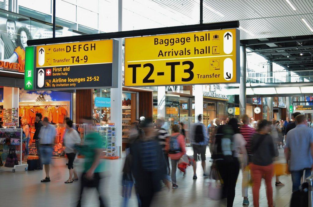 Dufry la chaine de magasins d'aéroport très impacté par le COVID 19