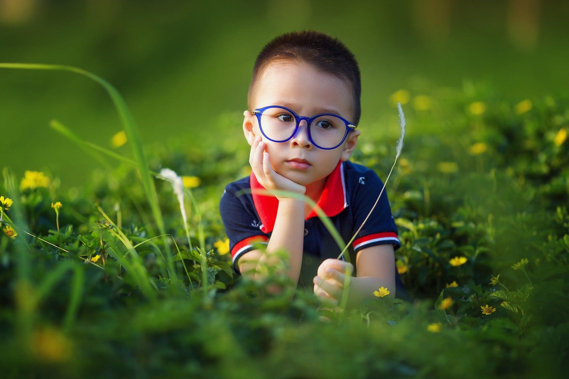 Assurance lunettes pour enfants