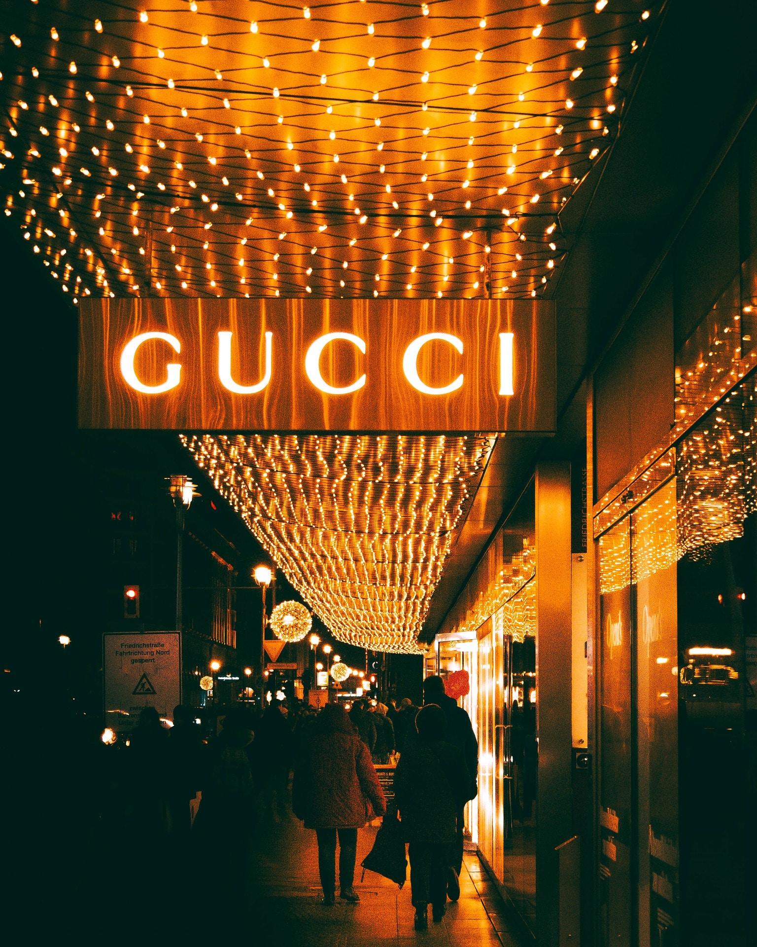 Les lunettes Gucci