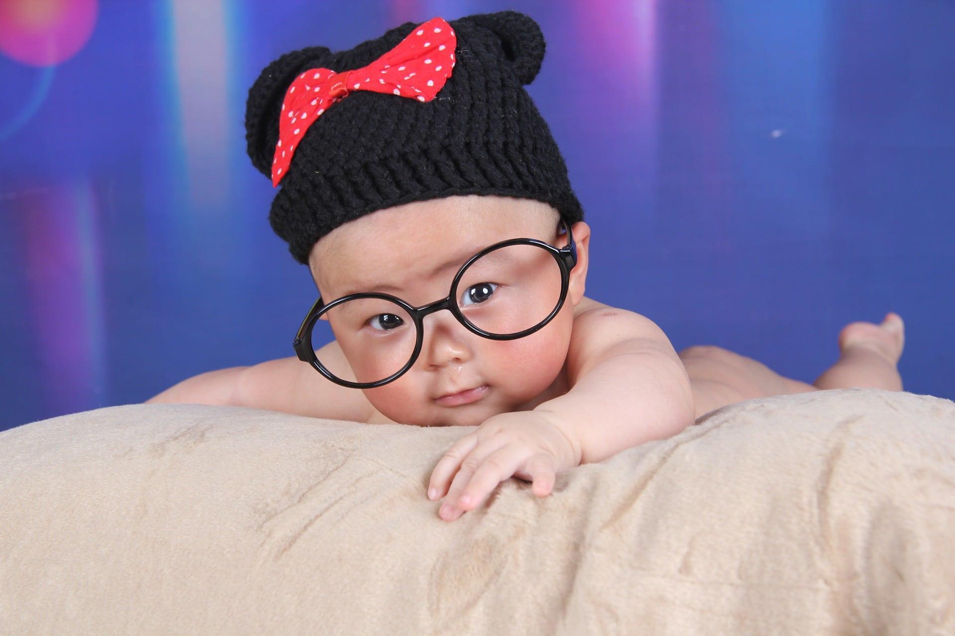 Lunettes pour bébé
