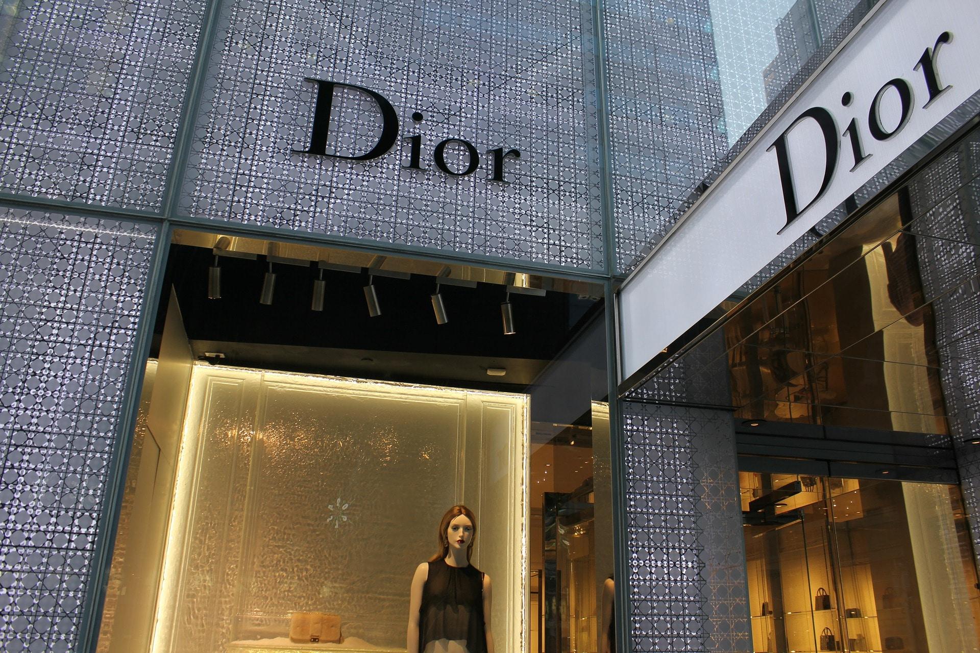 Lunette Christian Dior