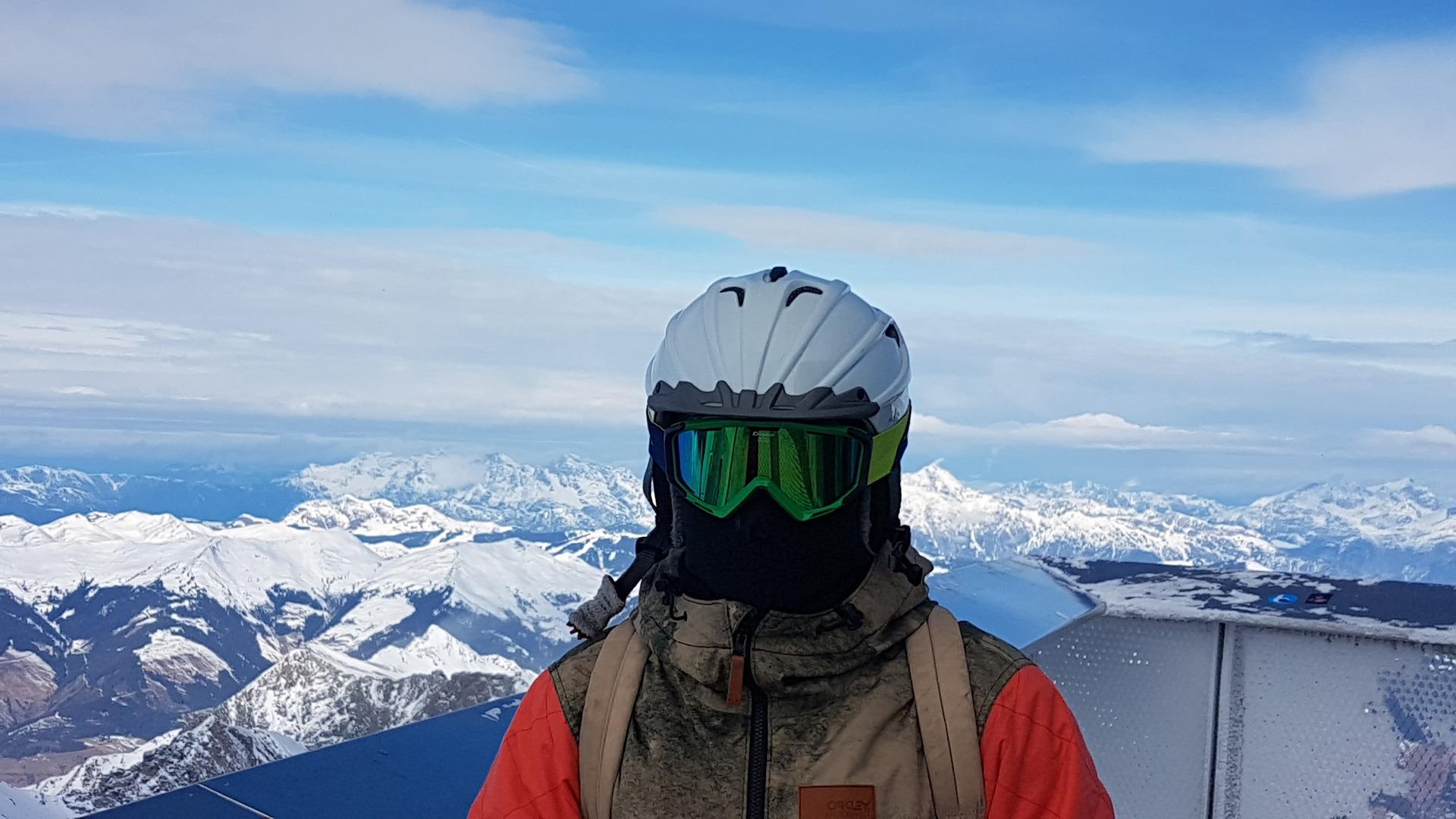 Lunette de ski pas cher